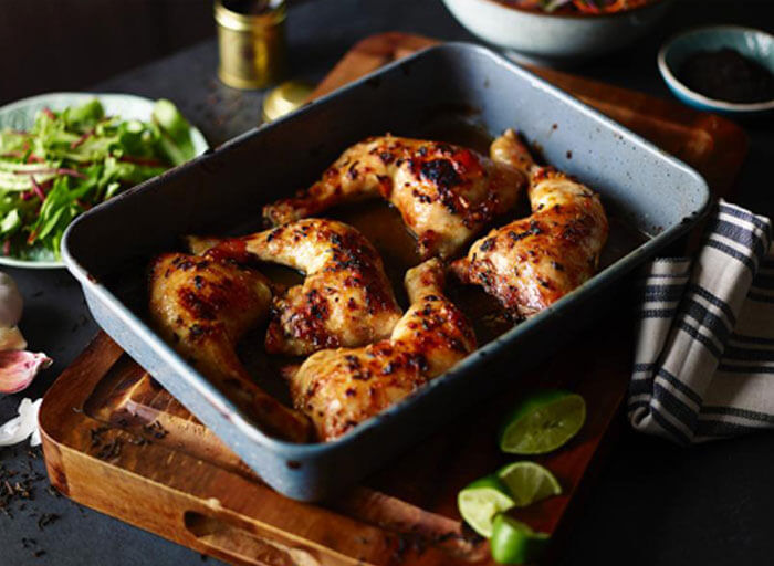 Tea Grilled Chicken Drumsticks