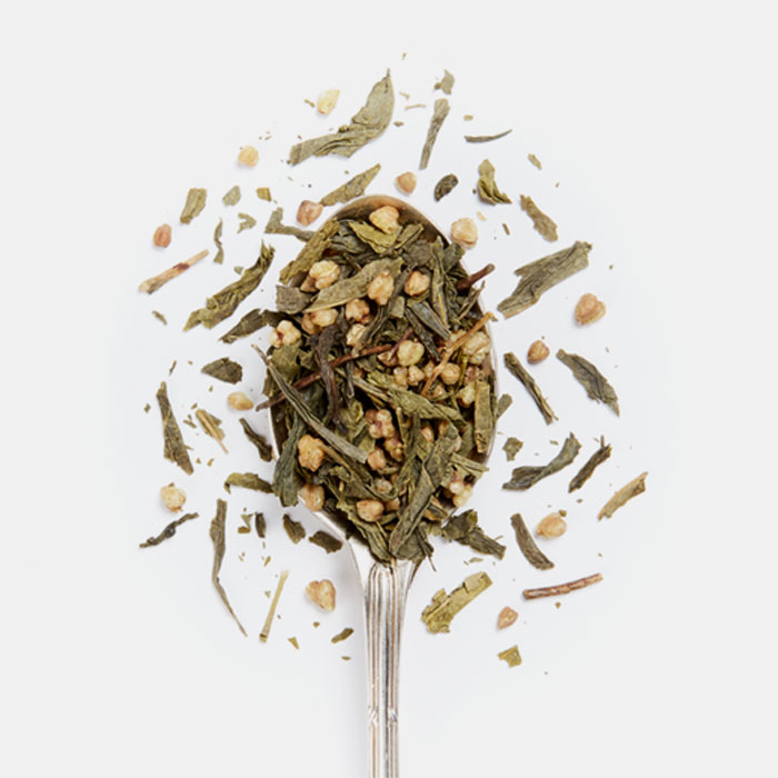 Buy Loose-Leaf Green Hojicha Tea Online