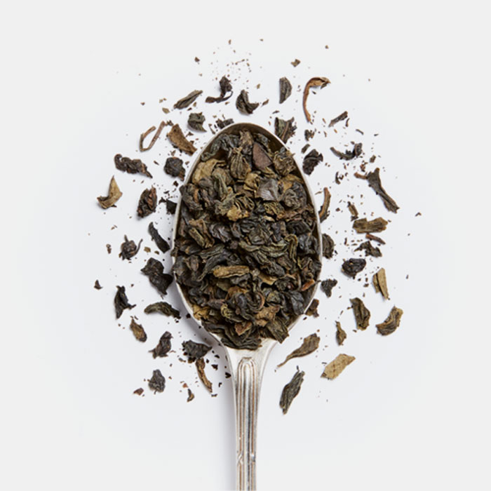 Loose Leaf Green Maofeng Tea