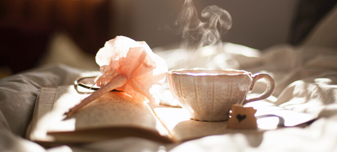how to make perfect warm tea