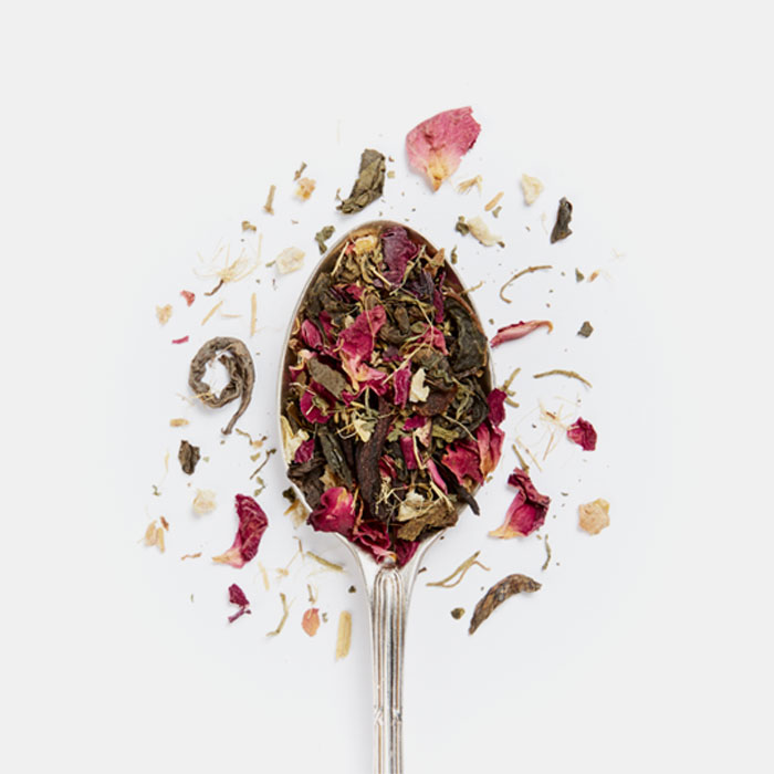 Flowery Bouquet Loose Leaf Tea