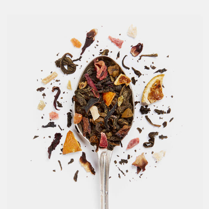 Loose Leaf Strawberry Farm Tea