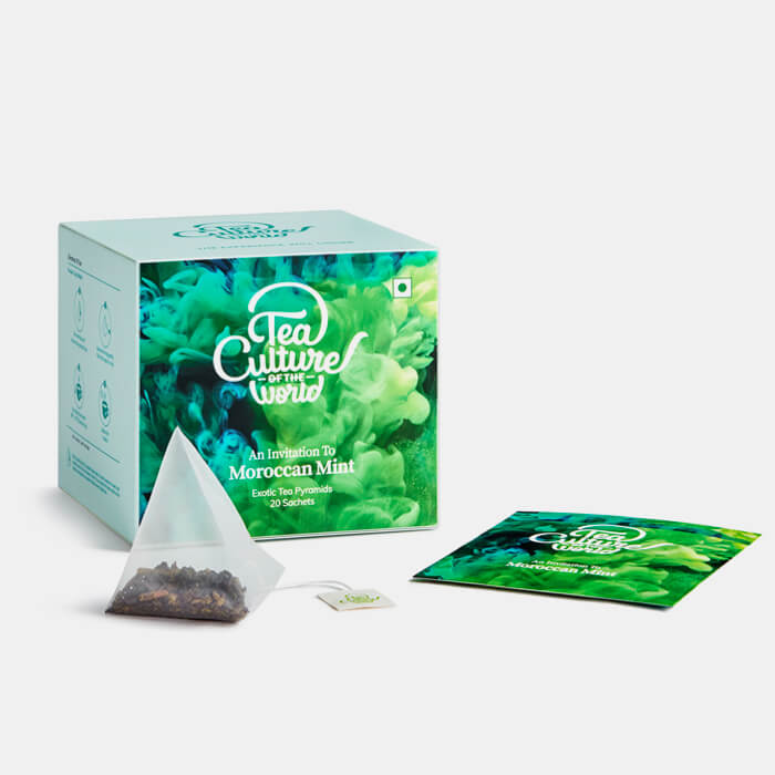 Moroccon Mint Infusion Teabags