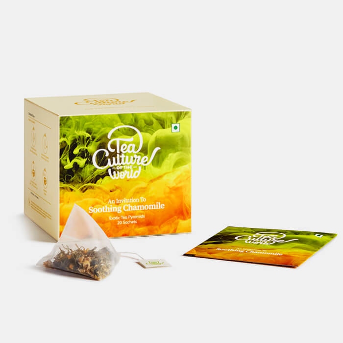 Buy Soothing Chamomile Teabags