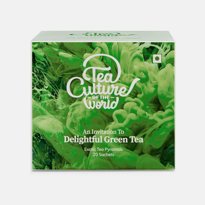 Delightful Green Infusion Teabags